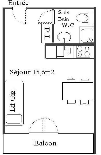 Appartements Fleurs