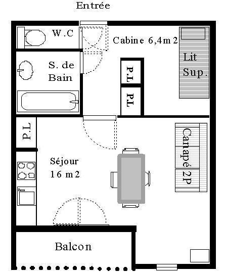 Appartements St Sebastien 2