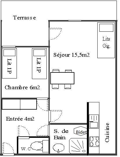 Appartements Corniche